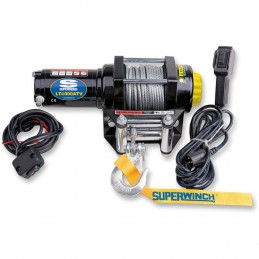 Vints SUPERWINCH 4000lb 1814kg terastrossiga
