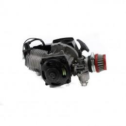 Mootor 49cc 2T sidurikojaga, 6 hammast, õhkjahutus, koonusfilter