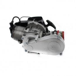 Mootor 49cc 2T, õhkjahutus, vahekastiga, koonusiflter