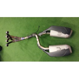 Väljalaske komplekt Yamaha R1 09-11
