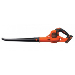 Akuga lehepuhur Black+Decker GWC1820PC / 18V / 2 Ah / Powercommand