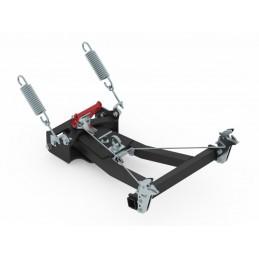 ATV Lumesaha komplekt ECO G2 1500mm universaalse kinnitus adapter