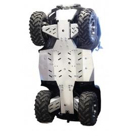 Põhjakaitsme komplekt CFORCE 550 alumiinium