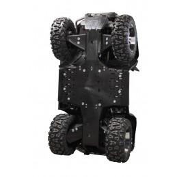 Põhjakaitsme komplekt CFORCE 800 X8 plastik