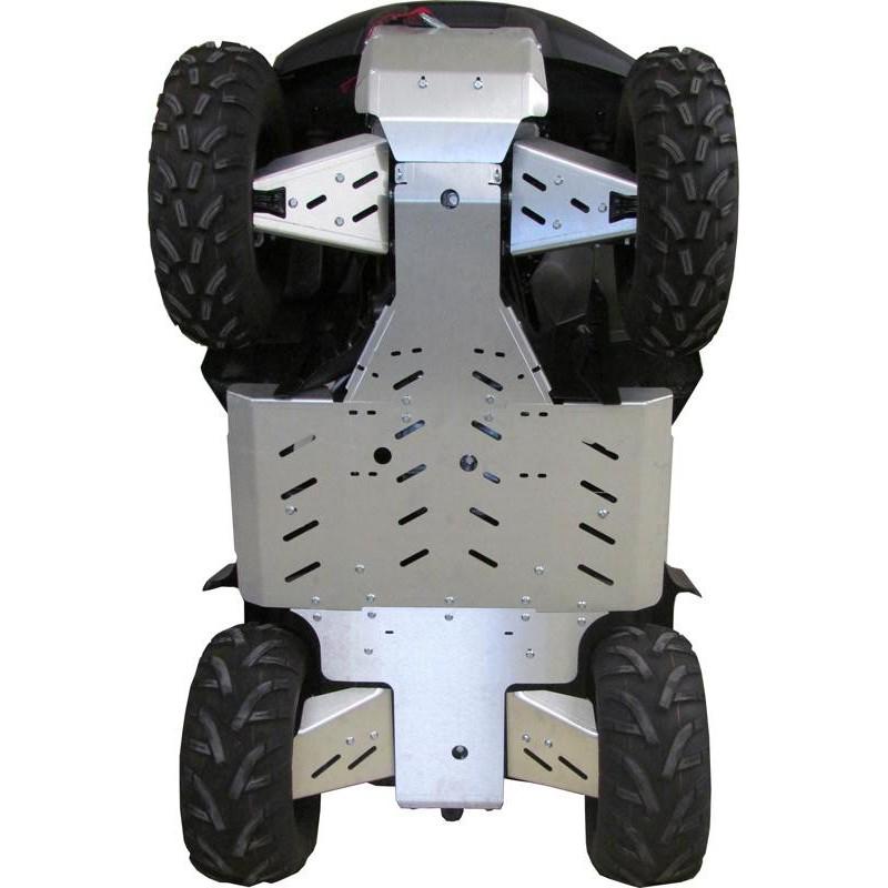 Põhjakaitsme komplekt Suzuki 500 / 750 Axi (EPS) KingQuad alumiinium