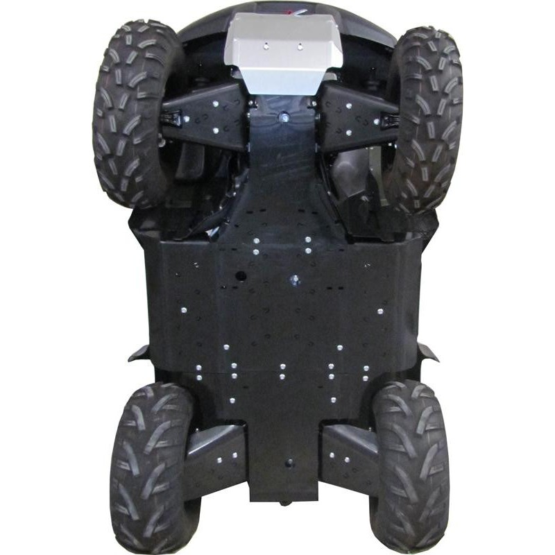Põhjakaitsme komplekt LT-A 500/750 Axi (EPS) KingQuad plastik