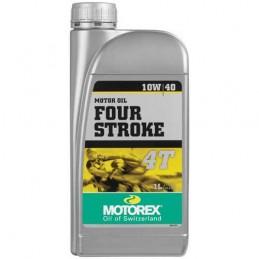 Mootoriõli Motorex Four Stroke 10W40 1L