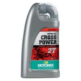 Mootoriõli Motorex Cross Power 2T