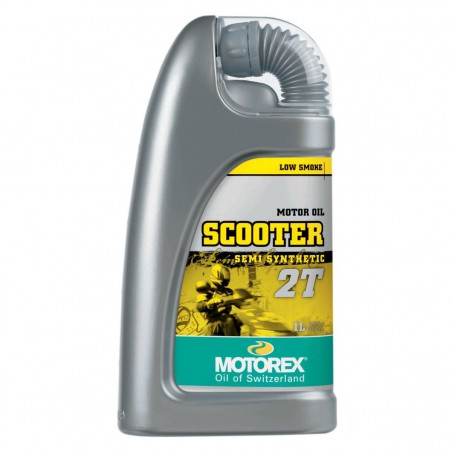 Mootoriõli Motorex Scooter 2T