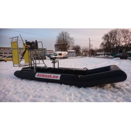 AIRBOAT Rotax 582