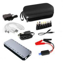 Akupank käivitusabi LED taskulamp HYPER 8000mAh 5V-2A 12V-400A