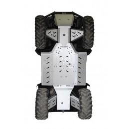 Põhjakaitsme komplekt CFORCE 800  X8 alumiinium